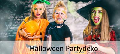 Halloween Partydeko